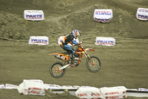 Montreal Supercross MX2 results