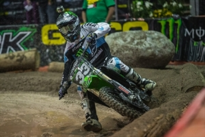 Monster Energy Kawasaki's Taylor Robert Wraps up the AMA EnduroCross Series Third Overall