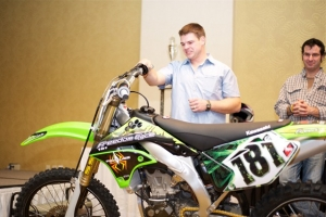 An Emotional Atlantic CMRC Motocross Banquet