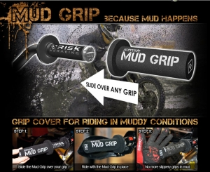 Introducing the new Risk Racing Mud Grip!
