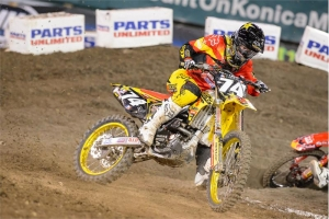 ANSTIE FIT FOR OAKLAND SUPERCROSS