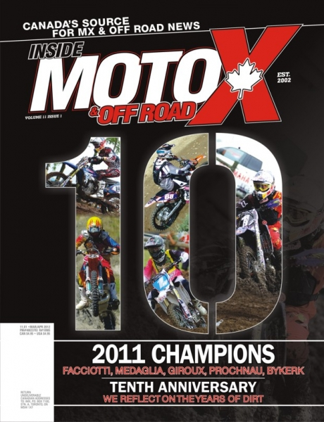 Inside MotoX & Off Road Volume 11 Issue 1