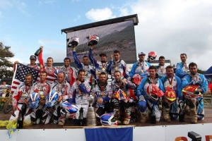 2013 FIM International Six Days Enduro - Day six: France and Australia crowned champions in Sardinia