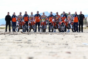 "KTM Ready to Race International Six Days Enduro at ""Sardegna 2013"" in Italy"