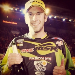 51FIFTY Congratulates Jake Canada Impressive win at Stuttgart Supercross