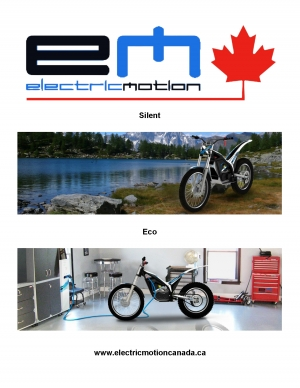 Electric Motion Canada to import Electric Motion products
