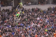 Monster Energy's Ryan Villopoto Maintains Points Lead with Podium Finish