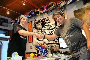 Cole Seely Signs With TLD Team For 2014