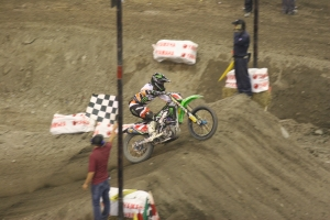 Montreal Supercross Superfinal results