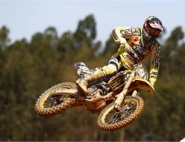 Jeremy Seewer podiumed in his first event on the European EMX250 tour..