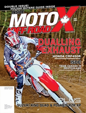 Inside MotoX & Off Road Volume 11 Issue 5