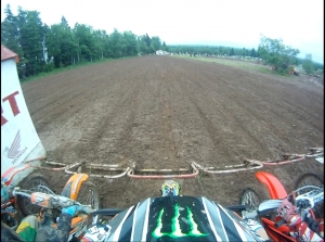 RiverGlade MX junior mx2 moto with Logan Gallant