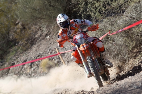 KTM's Cristobal Guerrero takes 2 x 2nd in Enduro 3 Rds. 3&4