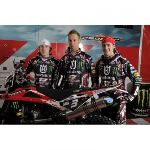Husqvarna's 2012 Enduro World Championship Team Ready For Action