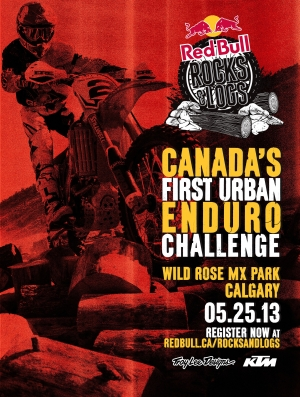 ALBERTANS SET TO BATTLE IT OUT AT CANADA'S FIRST URBAN ENDUROCROSS CHALLENGE